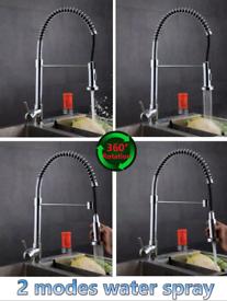 Brand new kitchen mixer tap
