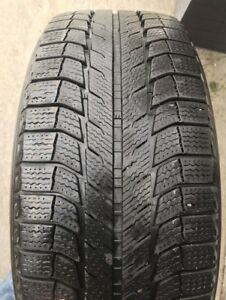 255 50 19 X 2 MICHELIN LATITUDE X-ICE 107H, REST 7/32 – 6/32+