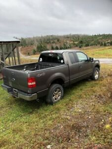 2004 Ford f150 4x4 extended cab