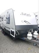 "Family 3 bunk van with shower ""Safari"" Sale Wellington Area Preview"