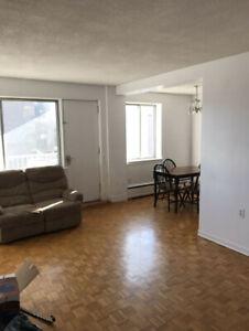 2 Bedroom, 1 Bath Apartment