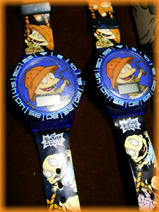 1998 - RUGRATS WATCHES - two