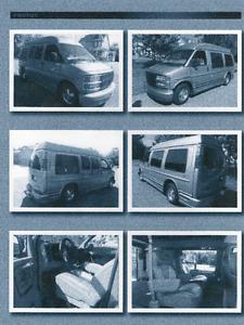 Chevrolet Van Express 2001