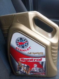 Motor oil 5w/30 C3 Fully synthetic