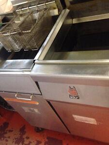 2 Deep Fryers