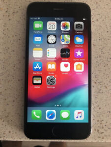 128GB Unlocked Iphone 6 - great condition
