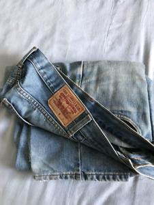Levi's Men's Jeans Size 36 Premium Edition