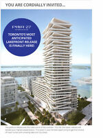 Pier27 Toronto Lakeview.Free Assignment.+ Up to $6,000 CashBack!