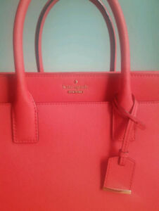 Kate Spade cherry red purse Brand New never used
