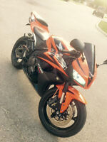 08 HONDA CBR RR, WITH A LOOOT OF UPGRADES AND ONLY $4.9K~~