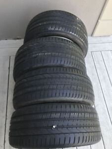 19'' Pirelli Runflat Tires 245/45/19 and 275/40/19