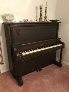 Vintage Schumann Piano - lowered price!