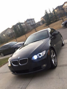 2010 BMW 328i xDrive Coupe with 2 Sets of Tires