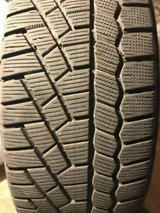 Continental Extreme Contact Winter Set of Tires 205 55 16 – MINT