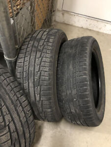 P195/65/15 Nokian WRG3 All Weather Tires