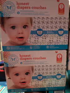 The honest company diapers size 3