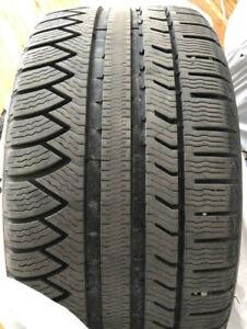 4 pneus d'hiver Michelin Arctic Pilot 255/40R19