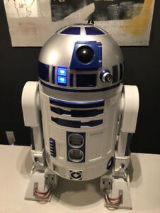 Star Wars R2D2 XL Son et mouvement WoW !