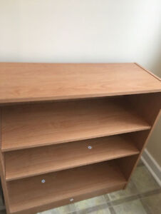 Brand NEW Wooden Shelf unit in picture