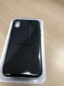 iphone X High Quality Ultra Thin TPU Silicone Case