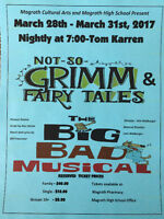 Not So Grimm and Big Bad Musical