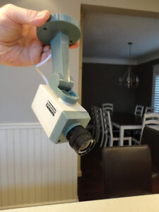 Realistic Looking Motion Activated Security Camera - Uses 2 AA's Kitchener / Waterloo Kitchener Area image 2