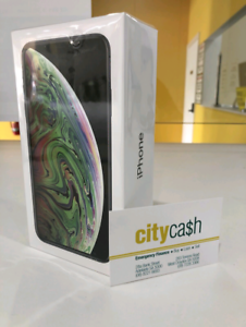 iPhone XS Max 64GB Space Grey * New Sealed West Croydon Charles Sturt Area Preview