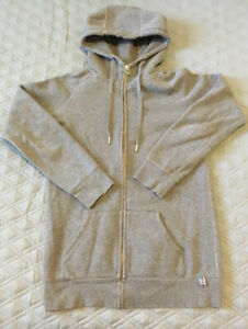 Women's Small Grey Aritzia Zip Up
