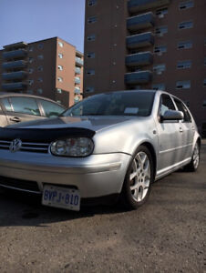 2003 VW GOLF ALH TDI, MANUAL TRANS!