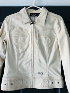 Ladies Harley Davidson Lightweight Jacket - Size S