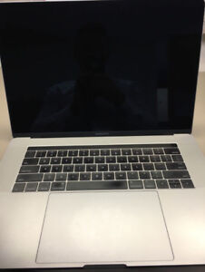 "Like New 15"" MacBook Pro with touch bar and AppleCare +"