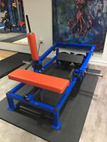 Hip Thruster - Plate Loaded Version
