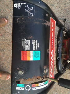 Get ready for winter! -  Noma 5.23 older snowblower for sale