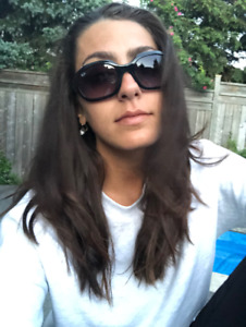 Gently Used Ray ban Oversized Black Mom Frame - Style RB 4062