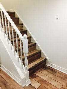 Your home here - a warm basement in Markham