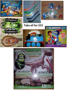 Toys - Lot 3 (Take all for $15)