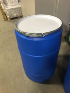 Brand new large food grade barrels $40 each or 4 for $120