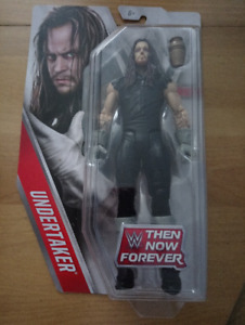 UNDERTAKER Then Now Forever WWE figure