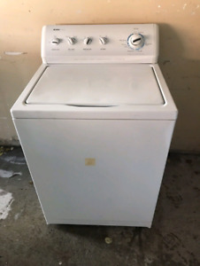 "Can deliver/27"" whirlpool washer works great"
