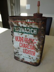 "Vintage Monarch ""Olde Hickry"" Charcoal Lighter Kitchener, ON Kitchener / Waterloo Kitchener Area image 1"