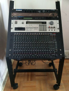 Professional Audio Recording Equipment