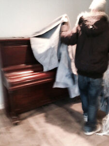 PIANO AND HOT TUB MOVERS