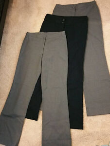 3 pairs of uniform girls pants for St. Peter's/Holy Cross