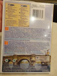 The Three Musketeers Walt Disney DVD in Excellent Shape Kitchener / Waterloo Kitchener Area image 2