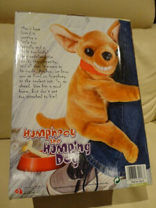 Humphrey the Humping Hound - Brand new In the Box -15 years Old Kitchener / Waterloo Kitchener Area image 5
