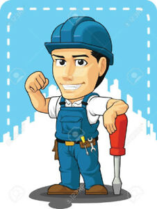 Experienced Handyman Available in Hamilton , Burlington