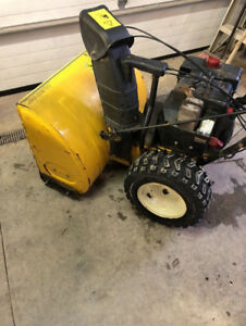 cub cadet 10.5 hp 31 in cut sell or trade off