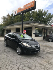 2012 FORD FIESTA SE | CERTIFIED | LOW KM | SOLD!!!!
