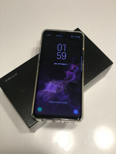 Unlocked Samsung Galaxy S9 64 GB in Original Box (Lilac Purple)