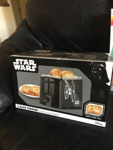 Star Wars Toaster Never opened